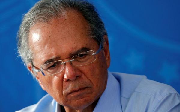 Paulo Guedes(Imagem:Adriano Machado)
