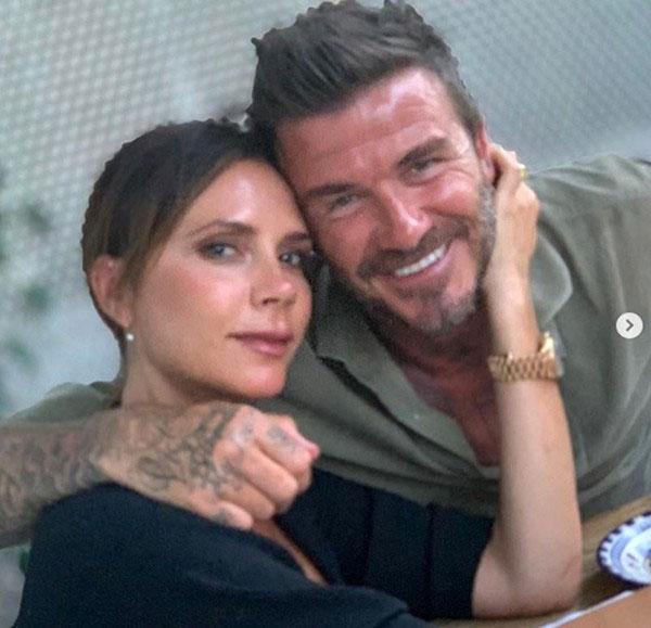 David e Victoria Beckham assinam acordo de R$ 120 milhões para documentário, diz site(Imagem:Reprodução)