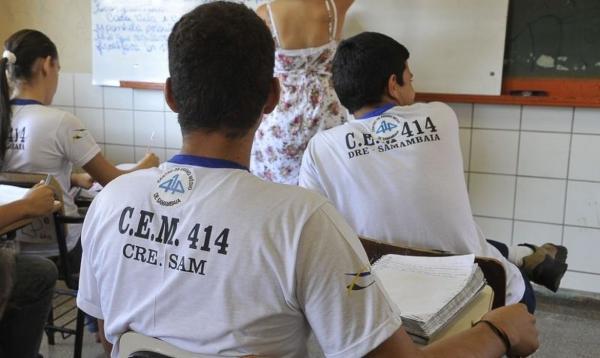 Etapa de ensino foi a que mais avançou no Ideb.(Imagem:Arquivo/Agência Brasil)