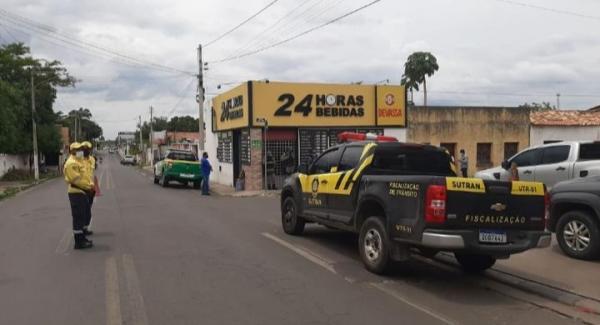 MP fecha estabelecimento que descumpriu decreto municipal(Imagem:Divulgação)