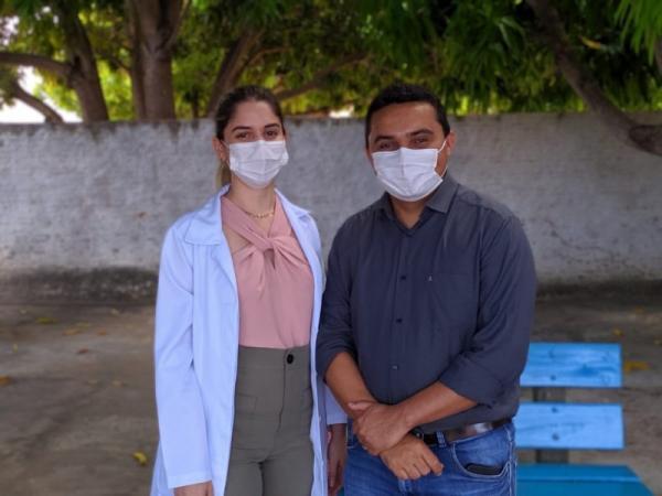 Floriano passa a ofertar especialidade de endócrino pediatria(Imagem:SECOM)