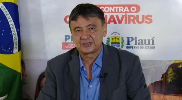 Governador Wellington Dias (PT)(Imagem:CCOM)