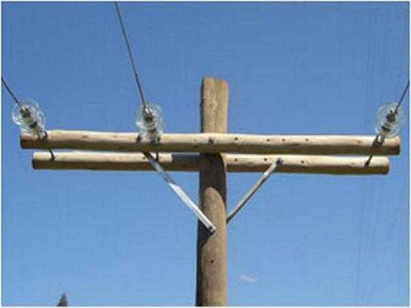 MPPI vai investigar instalação de postes de madeira pela Equatorial no Piauí(Imagem:Reprodução)