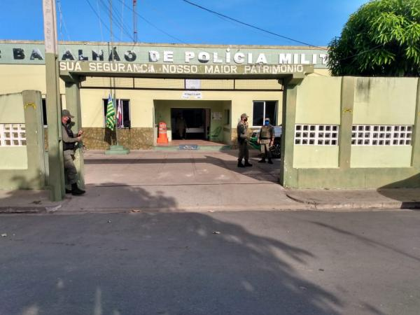 3º Batalhão de Polícia Militar(Imagem:FlorianoNews)