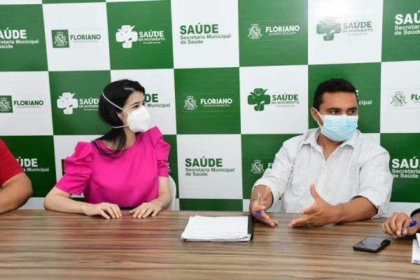Saúde de Floriano vai ofertar consultas e exames de cirurgia oncológica(Imagem:Divulgação)