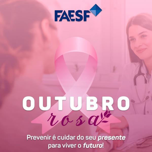 Outubro Rosa(Imagem:Divulgação)