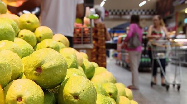 Supermercados funcionarão até sábado.(Imagem:Reprodução)