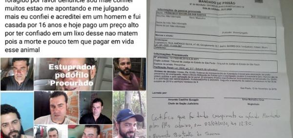 Homem acusado de estuprar as próprias filhas é preso no Piauí(Imagem:Reprodução)