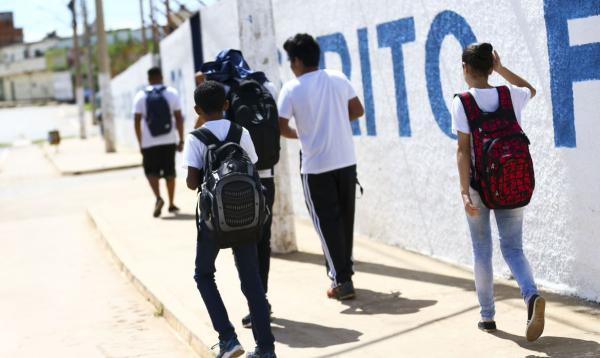 Justiça autoriza retorno das aulas presenciais na rede privada do DF(Imagem:Marcelo Camargo/Agência Brasil)