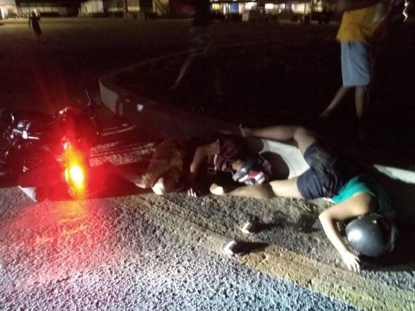Acidente aconteceu na noite desta sexta-feira (07), em Barão de Grajaú.(Imagem:Divulgação)