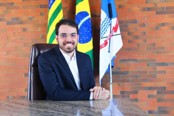 Igor Neri, secretário de Estado do Desenvolvimento Econômico.(Imagem:Divulgação)