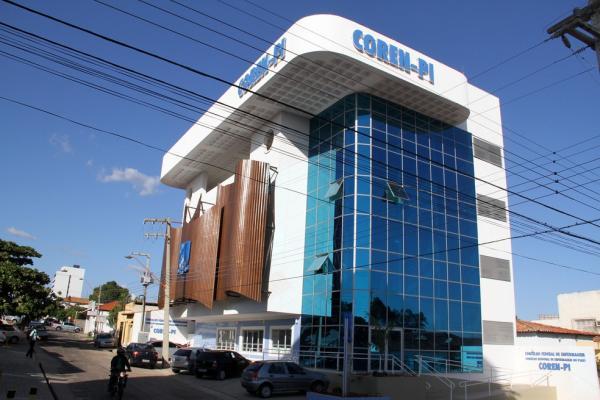 Conselho Regional de Enfermagem do Piauí (Coren-PI)(Imagem:Divulgação/Coren-PI)