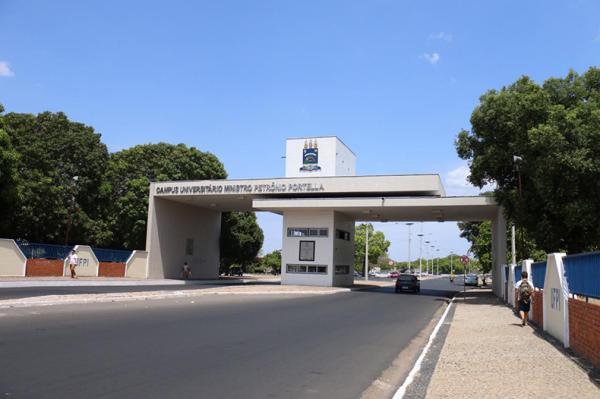 Aulas presenciais na Ufpi devem ser retomadas em março de 2022(Imagem:Divulgação)