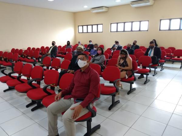 Audiência Pública sobre o Judiciário Estadual é realizada na Subseção de Floriano.(Imagem:FlorianoNews)