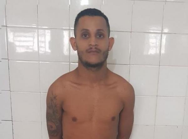 Bruno Soares, vulgo Lapinha.(Imagem:Divulgação)