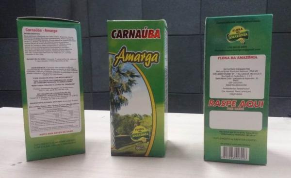Carnaúba Amarga da Flora da Amazônia(Imagem:FlorianoNews)