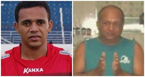 Edson Piauí e o irmão Eurival Araújo(Imagem:Reprodução)