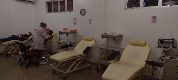 Iniciada campanha de doação de sangue em Floriano.(Imagem:FlorianoNews)