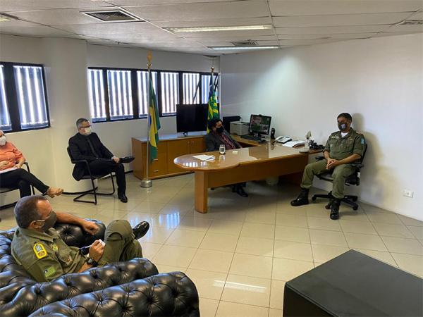 Mais de 5 mil policiais militares vão atuar na segurança das eleições 2020.(Imagem:Divulgação)