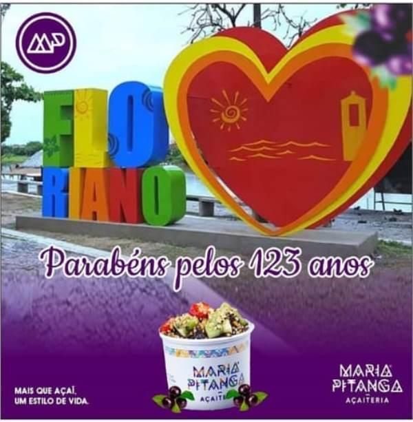 Açaí Maria Pitanga(Imagem:Divulgação)