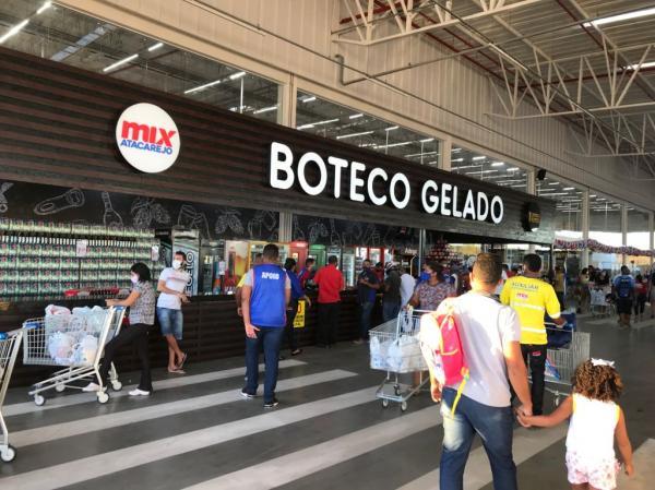 Festival de Bebidas é no Mix Atacarejo de Floriano(Imagem:FlorianoNews)