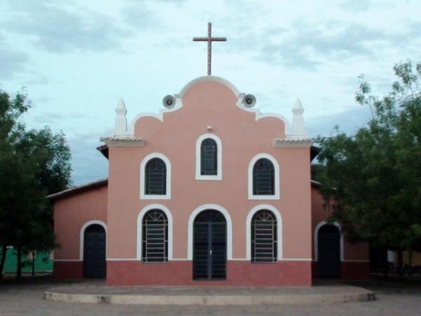 Paróquia de Nossa Senhora de Nazaré(Imagem:Divulgação /Diocese de Campo Maior)