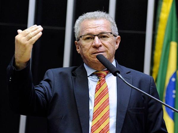 Deputado federal Assis Carvalho (PT-PI). (Imagem:Divulgação/Câmara dos Deputados)