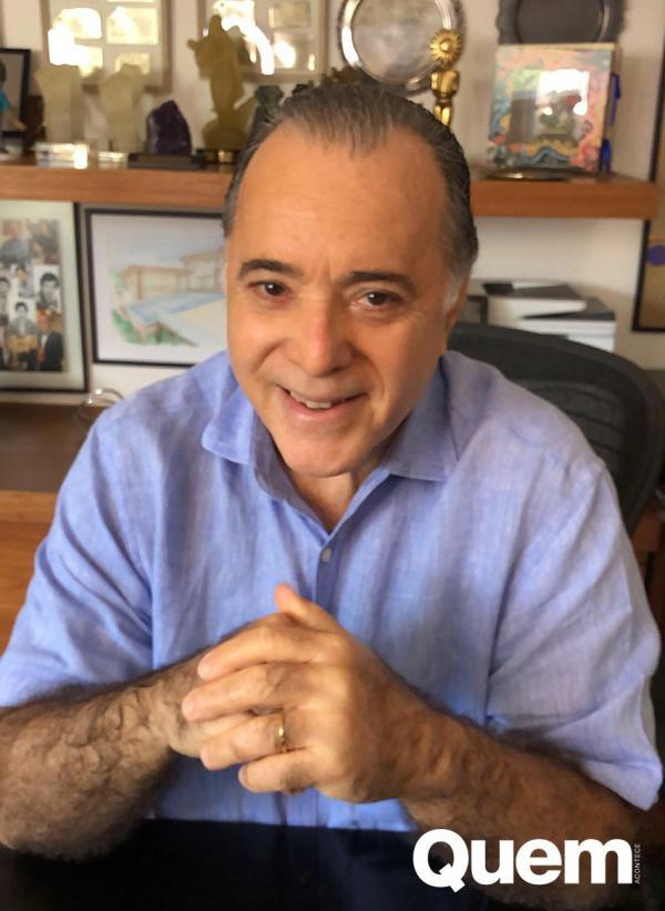 Tony Ramos(Imagem:Iude Richele)
