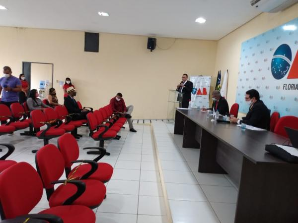 Audiência Pública sobre o Judiciário Estadual é realizada na Subseção de Floriano(Imagem:FlorianoNews)