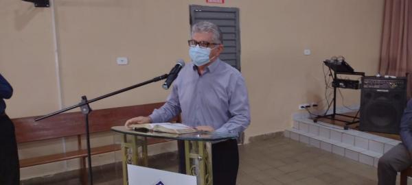 Pastor Besaleel(Imagem:FlorianoNews)