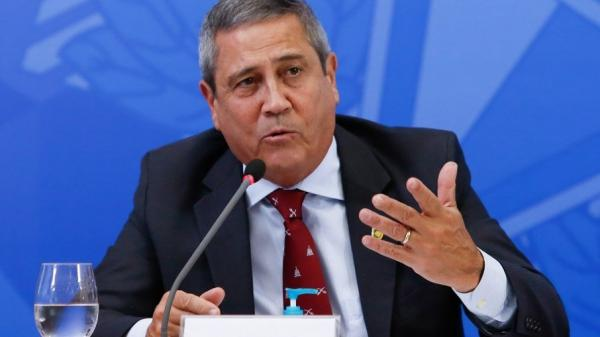 Ministro da Defesa, Walter Braga Netto(Imagem:Reprodução)