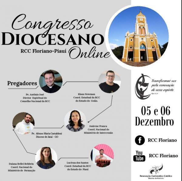 Congresso Diocesano(Imagem:Divulgação)