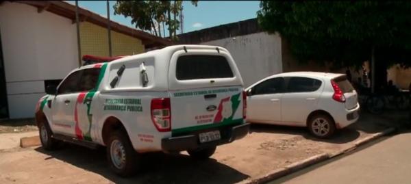 Idoso de 76 anos é baleado na perna após assaltantes invadirem sua casa no Norte do Piauí(Imagem:Reprodução)
