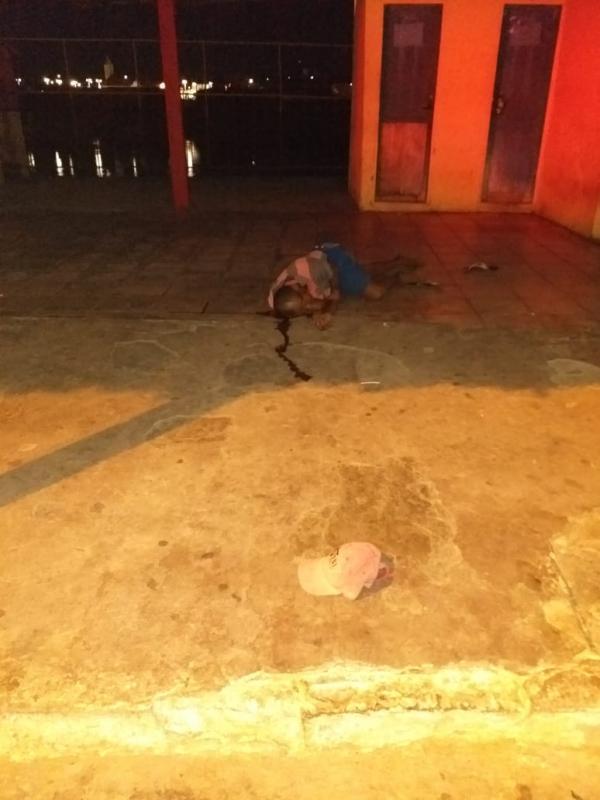 Homicídio é registrado na madrugada deste sábado (24) em Floriano(Imagem:Divulgação)