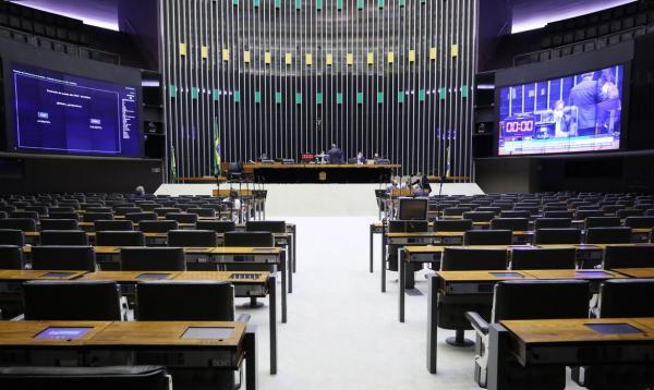 MP cria Programa Emergencial de Suporte a Empregos.(Imagem:© Najara Araujo/Câmara dos Deputados)