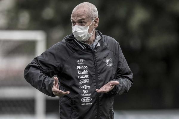 Sob risco de demissão, Jesualdo emenda pior sequência no Santos às vésperas do Brasileiro(Imagem:Reprodução)