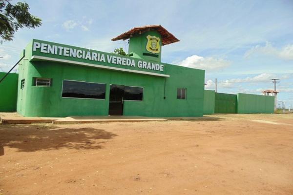 Penitenciária Vereda Grande(Imagem:Divulgação)