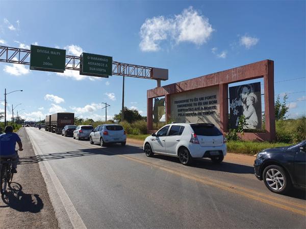 Mais de 6 mil pessoas entraram no Piauí(Imagem:Reprodução)