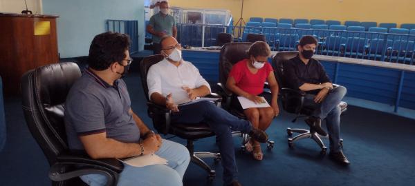 Conselho Tutelar de Floriano se reúne com vereadores para discutir melhorias no órgão(Imagem:FlorianoNews)