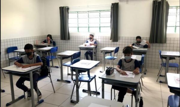 Escola do Piauí é medalha de ouro em Olimpíada Nacional(Imagem:Reprodução)