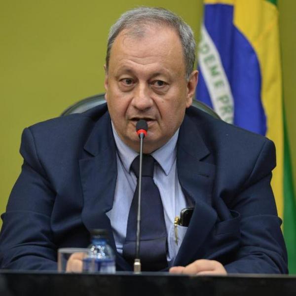 presidente do Conselho Regional de Medicina do Rio de Janeiro(Imagem:Reprodução)