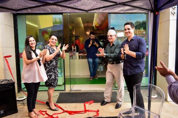 Blosson Ville reinaugura novas instalações na cidade de Floriano. (Imagem:Divulgação)
