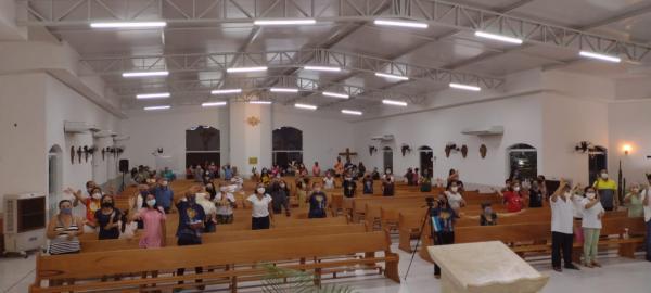 Iniciado os festejos de Santa Cruz em Floriano(Imagem:FlorianoNews)