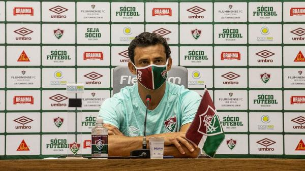 Diagnosticado com covid-19, Fred vai desfalcar o Fluminense diante do Corinthians(Imagem:Divulgação)