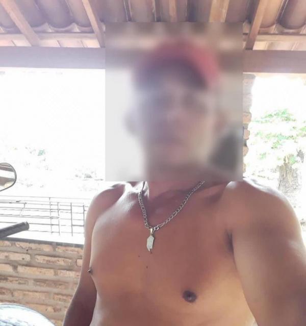 Homem procurado(Imagem:Reprodução)