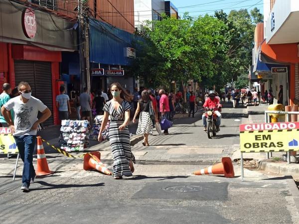 Piauí é o 5° estado do país com mais pessoas afastadas do trabalho em julho, diz IBGE(Imagem:Reprodução)