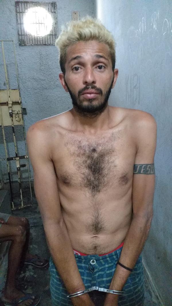 Álvaro Vinícius, acusado de pertencer à facção criminosa.(Imagem:Reprodução)