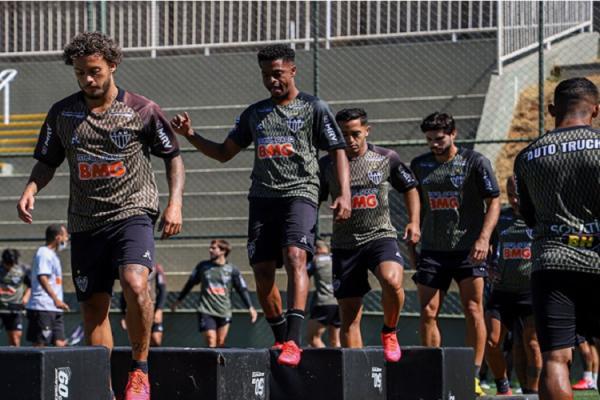 A melhor estreia no Brasileiro foi do Atlético Mineiro(Imagem:Reprodução)